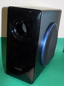 SAMSUNG Subwoofer PS-WQ100 Home Cinema Speaker Wireless 36cm high Black Passive