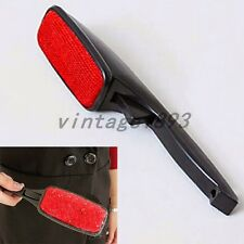 Static Brush Dust Crumbs Cleaner Remover Sweeper Carpet Cloth Travel Blanket Rug