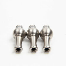 360° Degree Rotating Swivel Rotatable Stainless Steel Mini Drip Tip 510