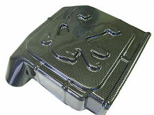 PEUGEOT 106 ECU COVER CARBON FIBER ABS PLASTIC XSI RALLYE GTI S16