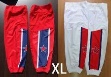 Authentic Prostock Pro Stock Hockey Socks Set Cska Moscow Khl