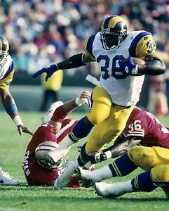 JEROME BETTIS 8X10 PHOTO ST LOUIS RAMS LOS ANGELES LA PICTURE NFL FOOTBALL