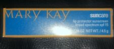 MARY KAY Suncare Lip Protector Sunscreen SPF 15 - EXP 8/19 - NEW IN BOX!