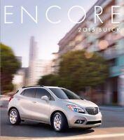 2015 Buick Encore 34-page Original Car Sales Brochure Catalog
