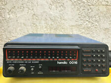 HANDIC 0016  Handheld Radio Scanner  Receiver scanners