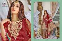 Pakistani shalwar kameez designer suit wedding dress partywear Indian bollywood