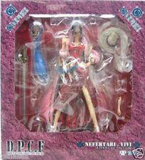 Used D.P.C.F One Piece Nefertari Vivi Painted Pirates Ver. Plex