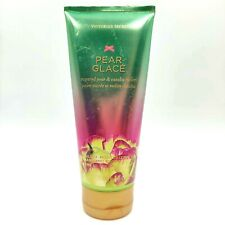 RARE! New Victoria's Secret Pear Glacé Ultra Moisturizing Hand and Body Cream