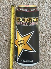 Rockstar Energy Drink Can Sticker Decal