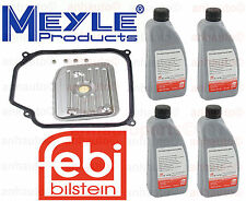 4-Liters Auto Transmission Fluid & Filter Kit Beetle Cabrio Golf Jetta G052162A