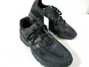 Adidas Men Originals Yung 96 Triple Black Running Shoes F35019 Size 9.5 New NWOB