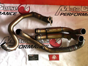 DUCATI 748 916 EXHAUST PIPES HEADERS