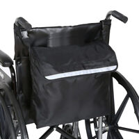 Backpack Bag Storage For WheelChair 18 X 16 Inch Waterproof Fabric Lightweight