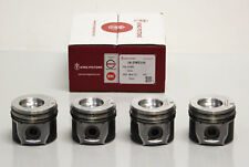 Ford 1.8 TDCi Piston - 45mm Bowl | 4 x Standard Pistons With Rings