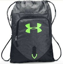 Under Armour * Undeniable Sackpack Backpack Stealth Grey
