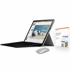 "New listing Microsoft Surface Pro 7 12.3"" Intel Core i5 8Gb Ram 128Gb Ssd Platinum Bundle"