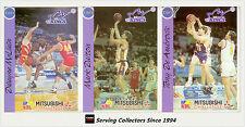 1992 Australia Basketball Cards NBL Factory Team Set Sydney Kings (12) Rare