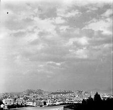 TURQUIE c.1960 - Panorama Vue sur la Ville Ankara - Négatif 6 x 6 - Tur 6