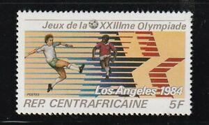 Soccer, Football, Olympic Los Angels 1984,