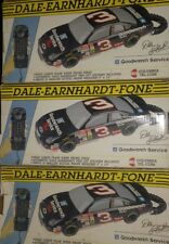 DALE EARNHARDT SR #3 CAR PHONE ORIGINAL BOX NEVER USED COLUMBIA TEL-COM