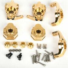 New Racing Brass Upgrade Parts Set For 4Wd 1:10 Trx-4 Rc Cars Crawler