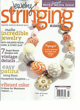 JEWELRY STRINGING, SUMMER, 2016 ( MAKING JEWELRY, BEAD BY BEAD )  VIBRANT COLOR