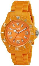 Ice-Watch Women's  Classic Fluo Orange Polycarbonate Watch CF.OE.U.P.10