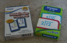 Math ~ Lot Of 2 ~ * Multiplication & Division * Flashcards