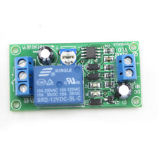 DC12V 0-60 Second Delay Time Turn off Switch NE555 Adjustable Timer Relay Modul