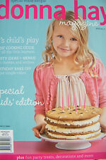 Donna Hay Magazine Special Kids Edition Annual 5 2008