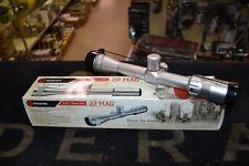 Simmons Riflescope W/ Rings 22 Mag 3-9x32 A/O Matte Slver Truplex Reticle 511073