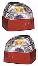 DEPO LED rot Rückleuchte Heckleuchtensatz für VW Golf Mk3 Cabriolet 1991-1998