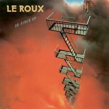 Le Roux - So Fired Up [New CD] Deluxe Edition, Rmst