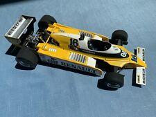 1/12 Scale Built Model Renault Formula 1 Race Car Tamiya