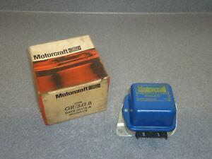 New NOS Motorcraft Voltage Regulator GR-341-B D4TZ-10316-A Mustang Torino Truck