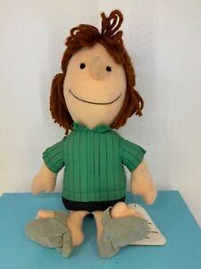 Vintage 1982 - Peanuts / Snoopy - Peppermint Patty Plush