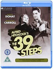 The 39 Steps: Special Edition [Blu-ray] [DVD][Region 2]