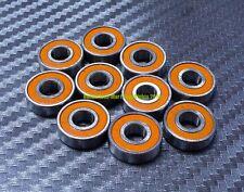 [20 Pcs] 688-2RS (8x16x5 mm) Rubber Sealed Ball Bearing Bearings 688RS (ORANGE)
