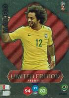 Panini Adrenalyn XL World Cup 2018 Russia WM Limited Edition Marcelo