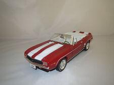 "Ertl/American Muscle  Chevrolet Camaro Rally-Sport  ""1969""  (rot) 1:18 ohne Vp.!"