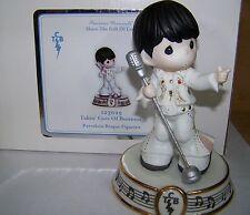 Precious Moments Elvis Takin' Care Of Business Studded Jump Suit NIB