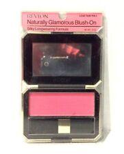 Revlon 0.21 oz naturally glamorous blush-on Love That Pink silky longwearing R30