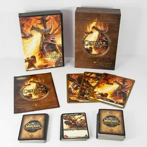 WORLD OF WARCRAFT ONYXIAS LAIR Raid Deck - WoW Tcg - New + Factory Sealed