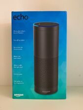 Amazon Echo (1st Generation) Smart Assistant with Alexa - Black