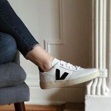 VEJA V-10 Sneakers White Black Size 36