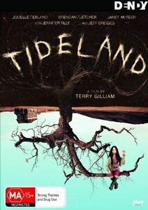 Tideland DVD Tide Land 2005 Terry Gilliam Mitch Cullin sci-fi fantasy movie