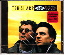 TEN SHARP - THE FIRE INSIDE - CD (NUOVO SIGILLATO)