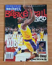 KOBE BRYANT BECKETT BASKETBALL #94 MAY '98 TOPPS CHROME RC COLLECTIBLE MAGAZINE