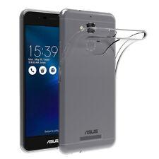 "Schutz Hülle Ultraslim Silikon Asus Zenfone 3 Max ZC520TL 5.2"" Extra Dünn Case"