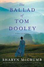 The Ballad of Tom Dooley: A Ballad Novel-ExLibrary